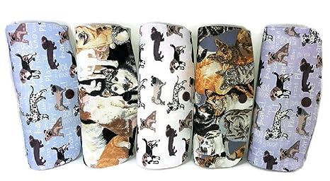 Atención a todos los gatos y amantes de los perros, el perfecto cuerpo de metal cubierta de tela.