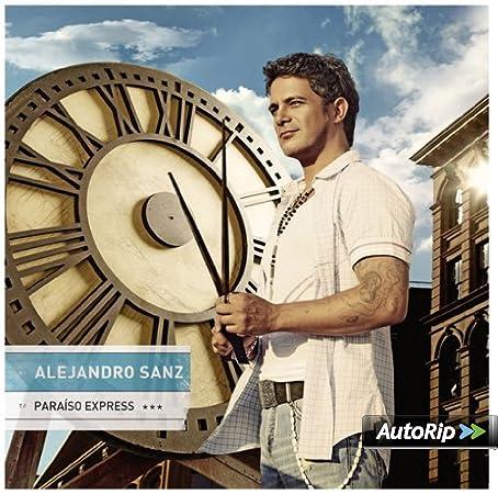 ALEJANDRO SANZ CD PARAISO EXPRESS BAIXAR