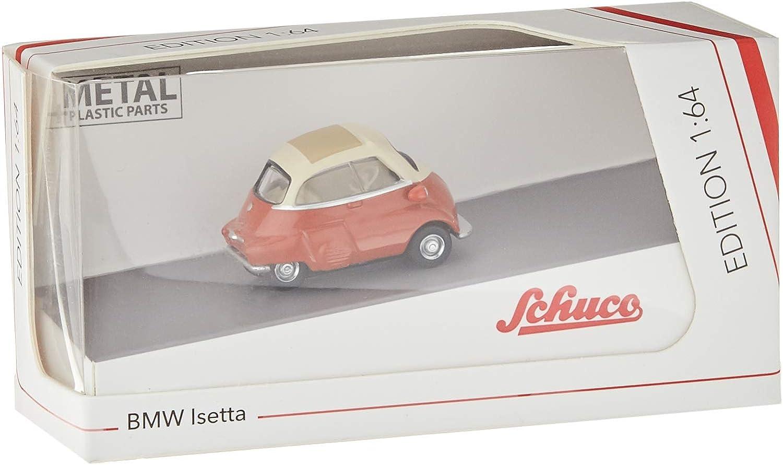 Schuco 452016500 BMW Isetta beige//orange Maßstab 1:64 Modellauto NEU °