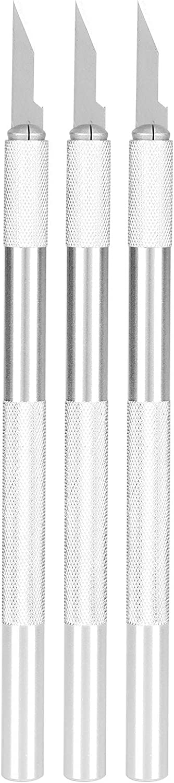 Kit coltelli artigianali hobby per taglio Intaglio Scrapbooking Creazione artistica Coltello artigianale Coltello hobby Coltello artigianale