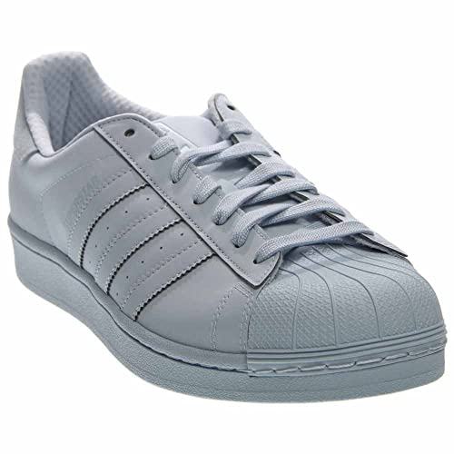 hot sale online e13d7 eba70 adidas Superstar Adicolor (Adicolor Pack) in Halo Blue by, 7  Amazon.co.uk   Shoes   Bags