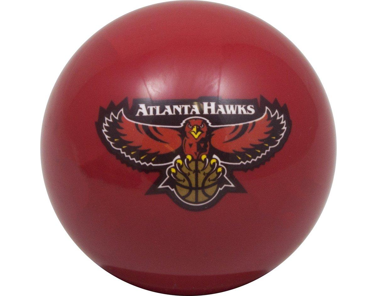 NBA Imperial Atlanta Hawks Pool Billiard Cue/8 Ball - Red
