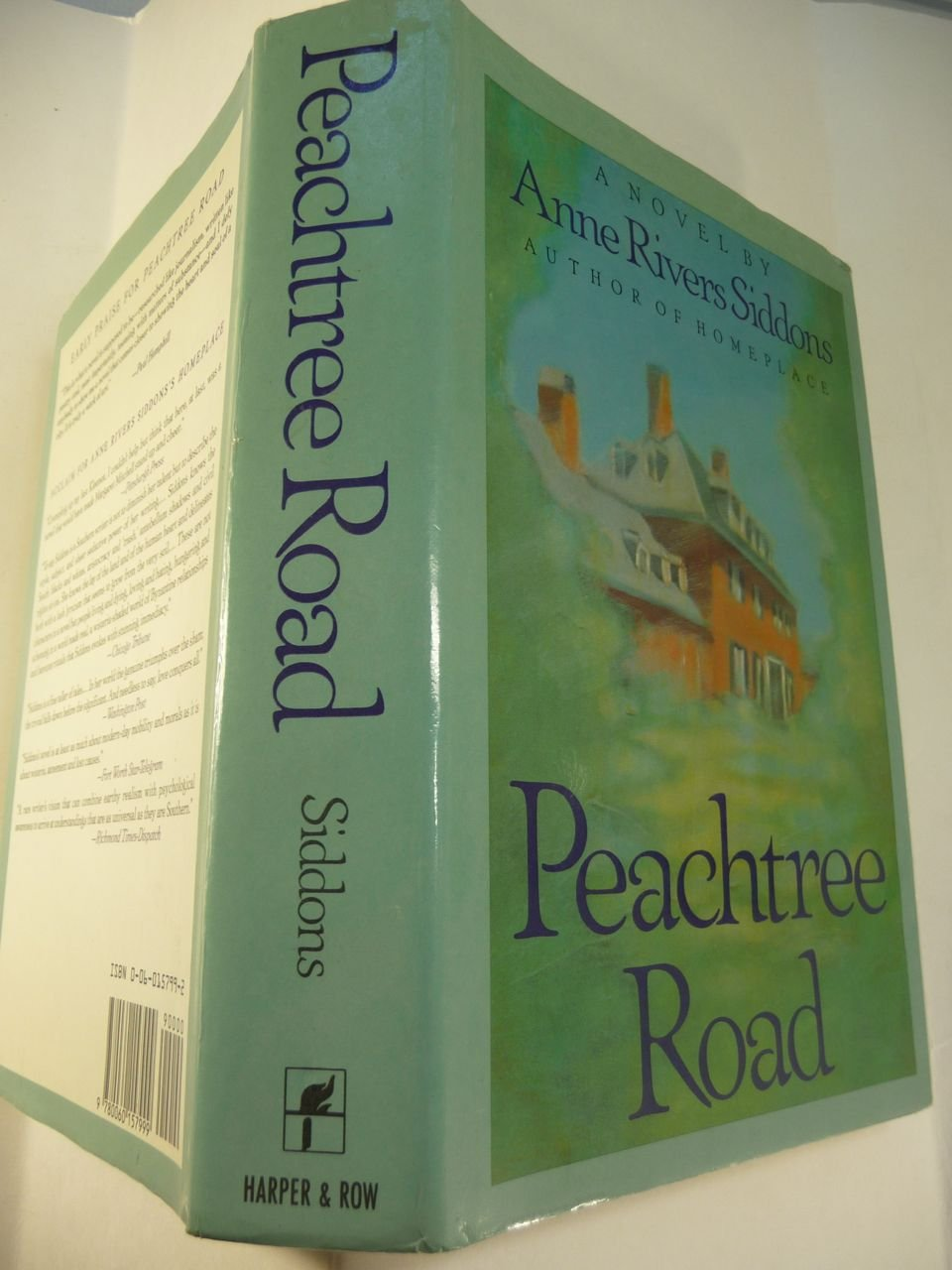 Peachtree Road Anne Rivers Siddons product image