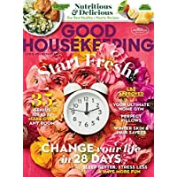 1-Year Good Housekeeping Magazine Subscription