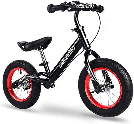 Luz extrema Bicicleta sin pedales Para ni?os,No-pedal Bicicleta de entrenamiento del balance Deslizador de bebé infantiles Infantil sin pedales Yoyo Dos ruedas Cochecito de ni?o-G 57x87cm(22x34inch): Amazon.es: Deportes y aire libre