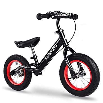 Luz extrema Bicicleta sin pedales Para ni?os,No-pedal Bicicleta de entrenamiento