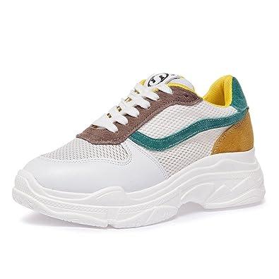 1e7f61edfce1f Amazon.com | Exing Womens's Shoes New Korean Sneakers Ladies ...