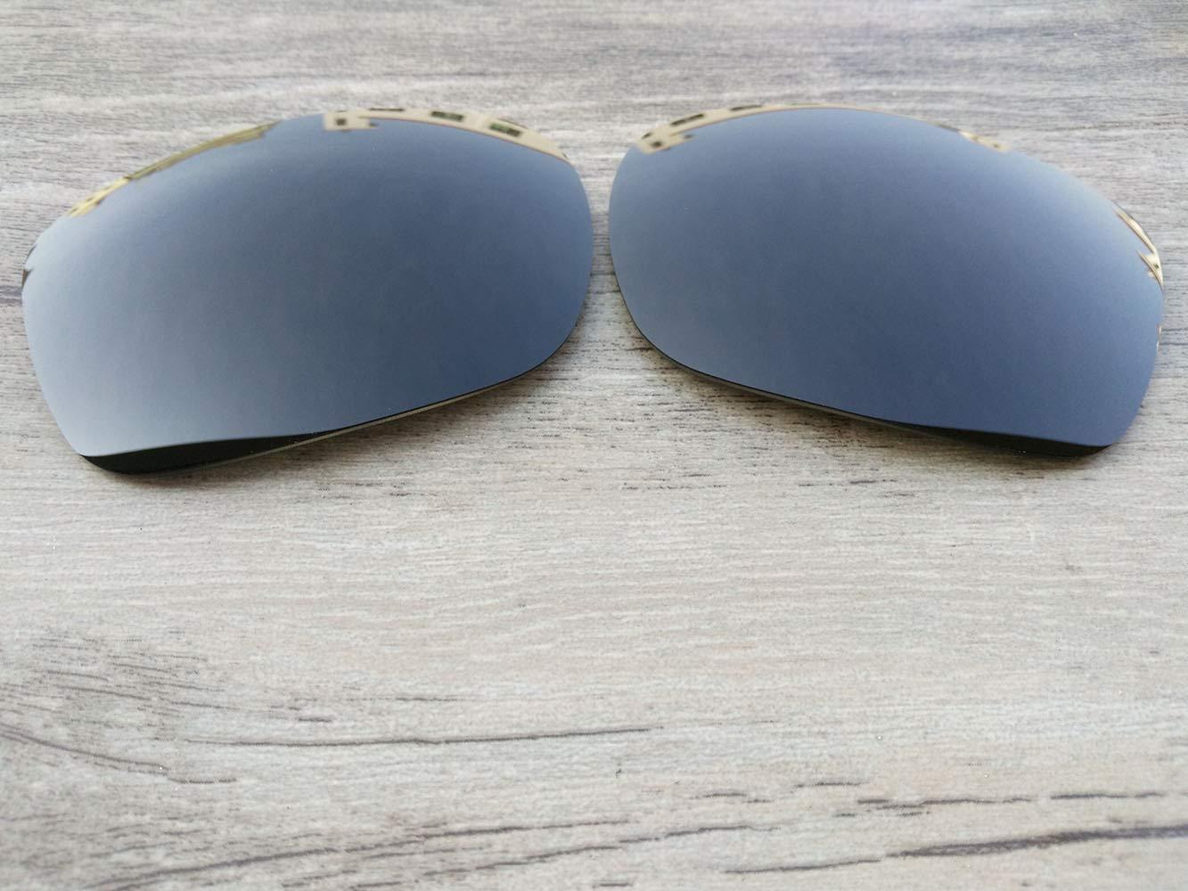 Negro polarizadas lentes de repuesto para Oakley TwoFace gafas de ...