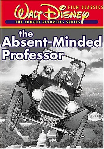 The Absent-Minded Professor (Widescreen Edition) -