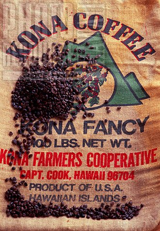 1 Lb ~ 100% Kona Extra Fancy Coffee Beans, Medium Roast