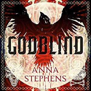 Godblind Audiobook