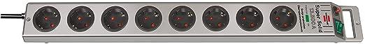 2 opinioni per Brennenstuhl Super-Solid Multipresa con protezione contro le sovratensioni 8