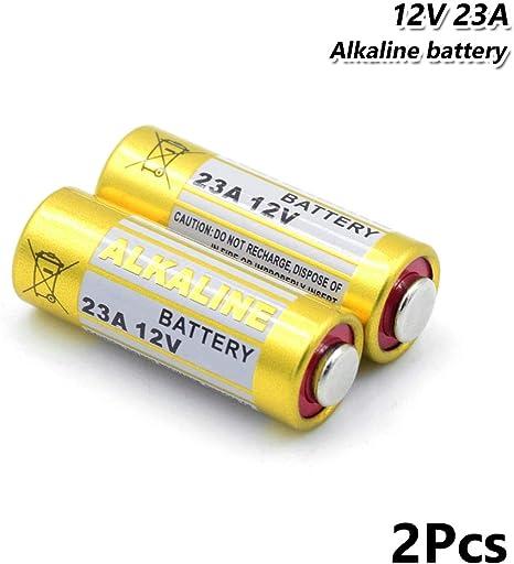 50 Batteries A23 23A 8LR23 21//23 GP23 MN21 23GA Battery 12V Alkaline Battery