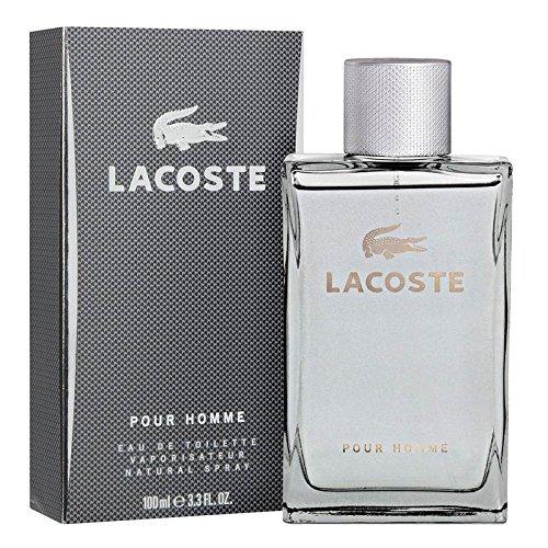 Lacoste Pour Homme Cologne - Làcŏstė Grėy Pour Homme Cologne for Men 3.3 fl. oz Eau de Toilette