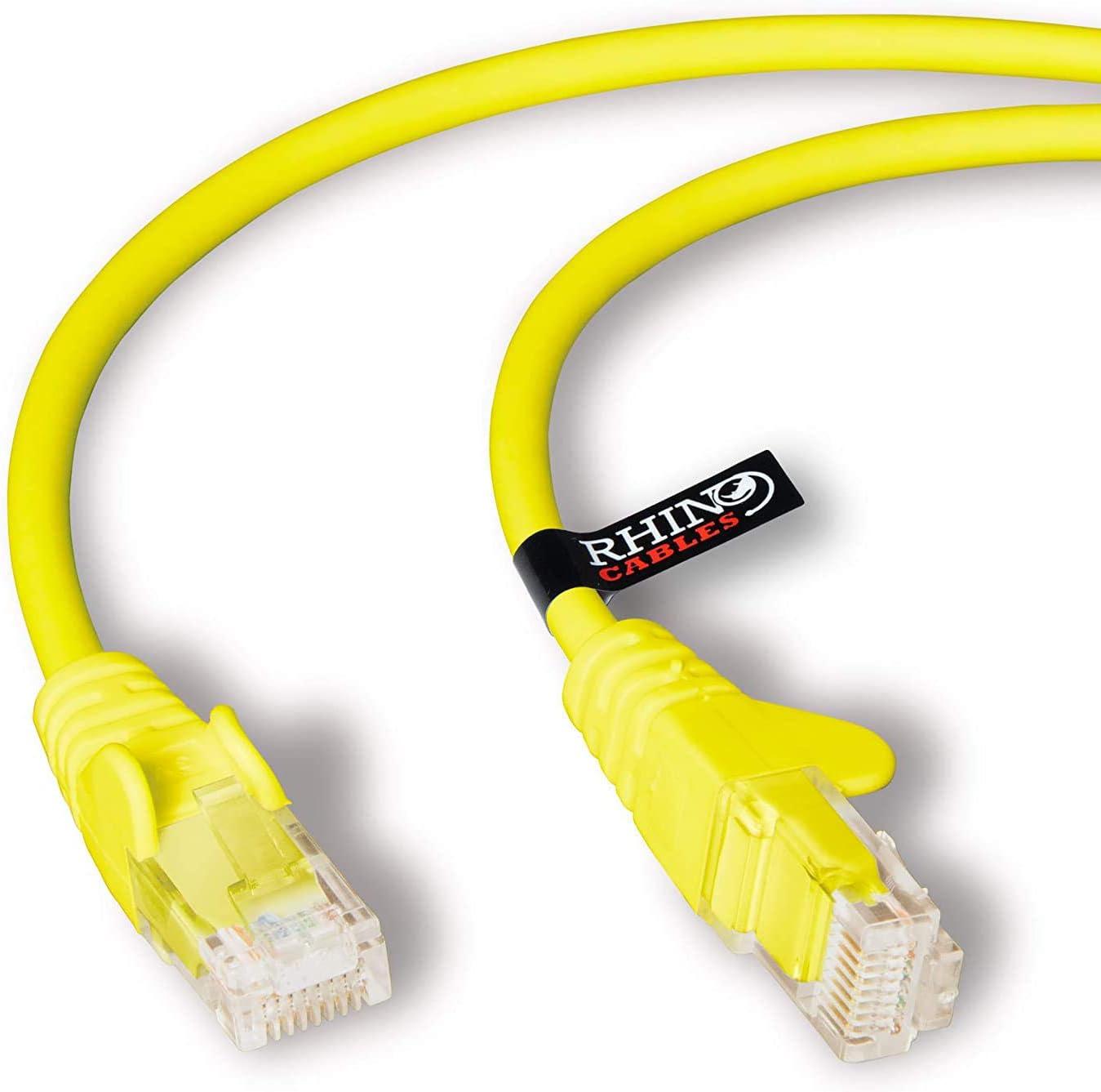 Rhinocables Cat6 Netzwerkkabel Ethernet Lan Patch Computer Zubehör