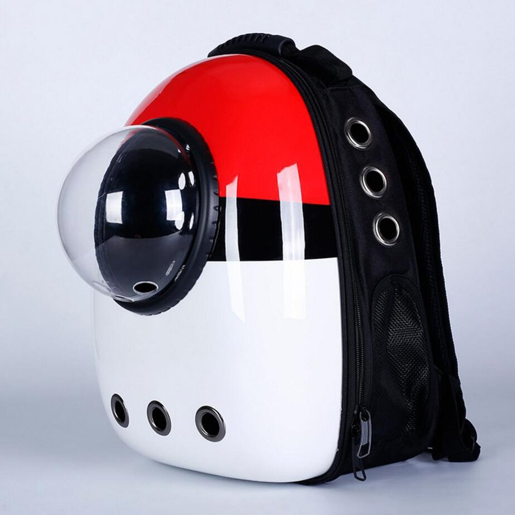 5 Pet Smart Space Bag Multi-Function Portable Ventilation Cooling Backpack Cat Bag Dog Bag,5