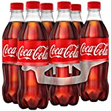 Coca-Cola, 16.9 fl oz, 6 Pack