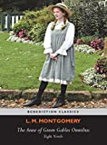 The Anne of Green Gables Omnibus. Eight Novels: Anne of Green Gables, Anne of Avonlea, Anne of the Island, Anne of Windy Poplars, Anne's House of ... Rainbow Valley, Rilla of Ingleside.