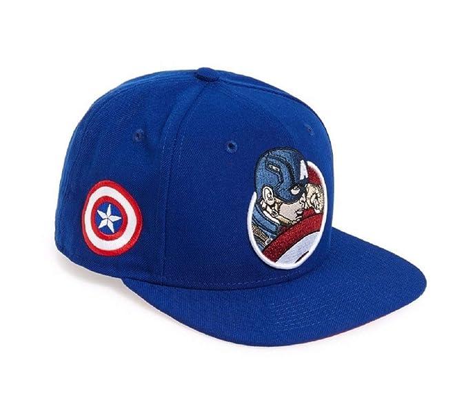 A NEW ERA Marvel Captain America 3 Cap America Retroflect 950 Gorra De Béisbol: Amazon.es: Juguetes y juegos