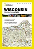 Wisconsin Recreation Atlas (National Geographic Recreation Atlas)