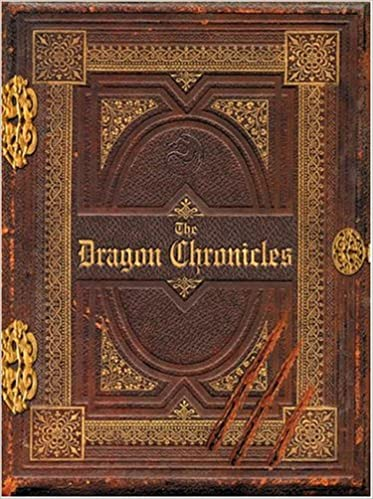The Dragon Chronicles: The Lost Journals of the Great Wizard, Septimus Agorius