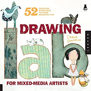 Drawing Lab for Mixed-Media Artists: 52 Creative Exercises to Make Drawing Fun (Lab Series) (1592536131) | Amazon Products