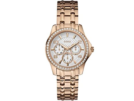GENUINE GUESS Watch TRENDY Female Multifunction - W0403L3