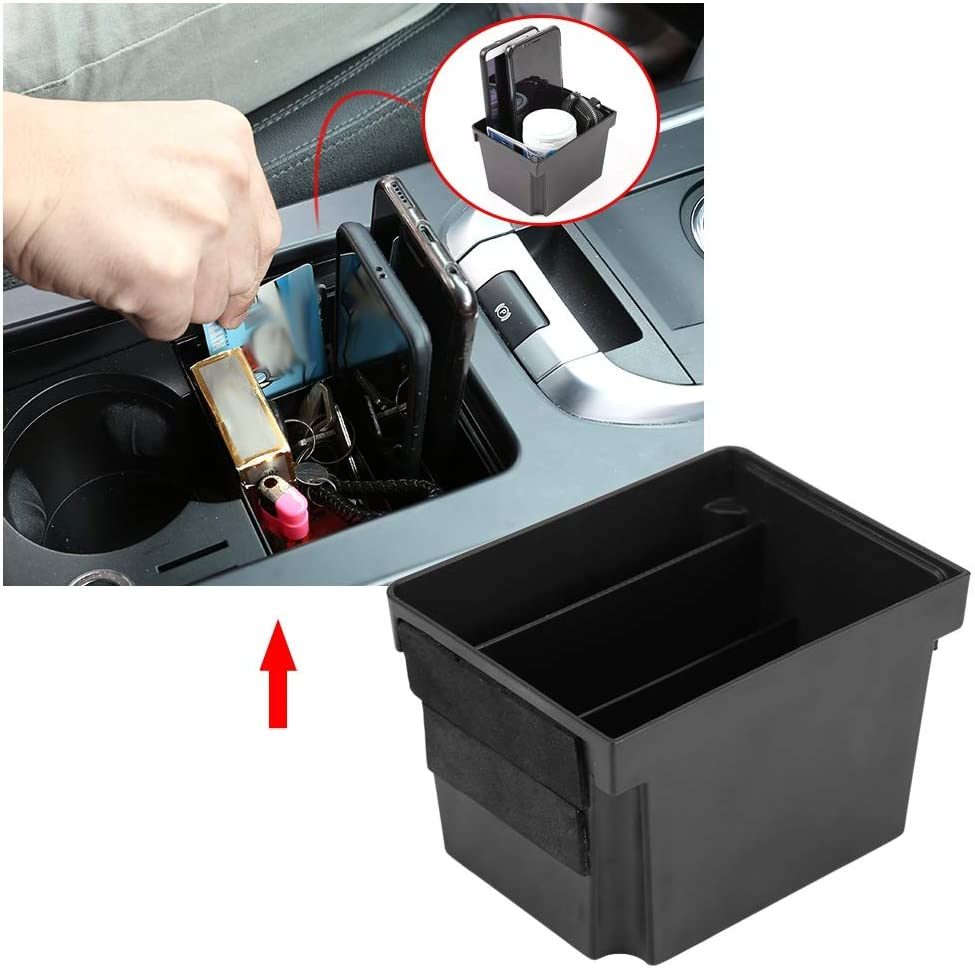 Center and Floor Consoles Multifunctional Car Central Storage Box Cup Holder