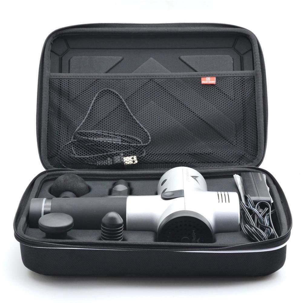 ポータブルキャリーケース 折りたたみ式 収納バッグ オーガナイザー Hyperice HyperVolt用 防水 傷防止 耐衝撃 アクセサリー   B07L4SHGXF