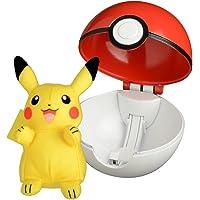 Bandai - Pokémon - Lanceur Poké Ball & Sa Peluche Pikachu - 81237