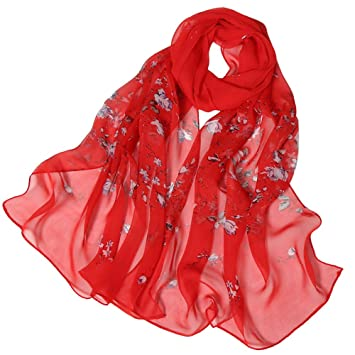 Warm Comfortable Long Audrey Hepburn  Holiday Scarf Wrap Scarves