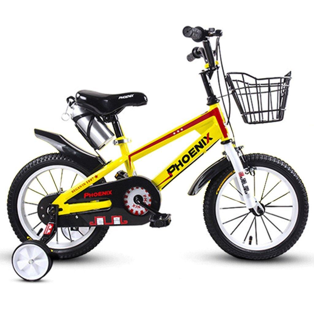 DGF 子供の自転車の男の子のベビーカー2-12歳の少女のサイクリング子供の自転車屋外マウンテンバイク (色 : C, サイズ さいず : 12インチ) B07F43G53G 12インチ|C C 12インチ
