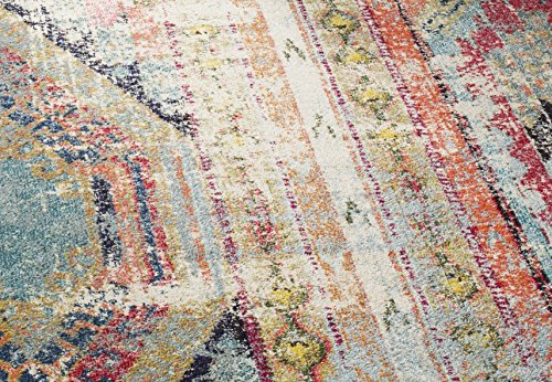 Safavieh Monaco Collection Mnc222f Modern Bohemian