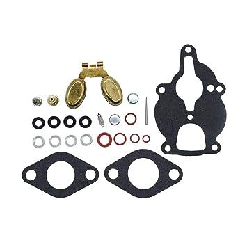 Amazon com: New Carburetor Repair Rebuild Kit Float For