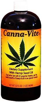 Review Canna-Vite: Hemp Oil Plus