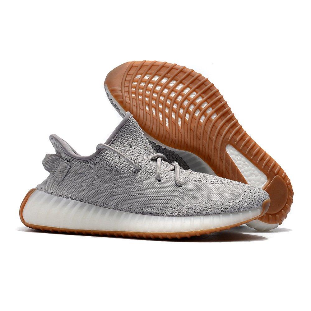 AUMERN Men′s Women′s Breathable Mesh Shoes 350 V2 Sport Sneakers B07FDY9N7Q Men US 10 D(M) 44EU|Light Gray