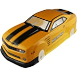 Coolplay 1/10 PVC On Road Drift Car Body Shell RC Racing Accessories Chevrolet Camaro