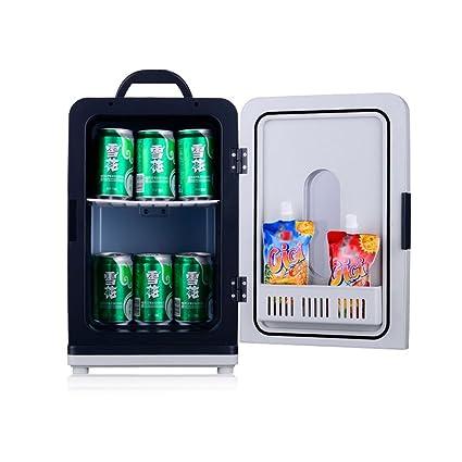 Amazon.es: Mini nevera-congelador Refrigerador del coche ...