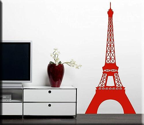 Adesivi Murali Torre Eiffel.Arredi Murali Torre Eiffel Wall Stickers Francia Adesivi Murali