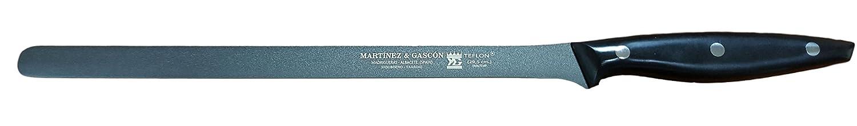 Martínez y Gascón 0789 - Cuchillo jamonero, hoja recubierta ...