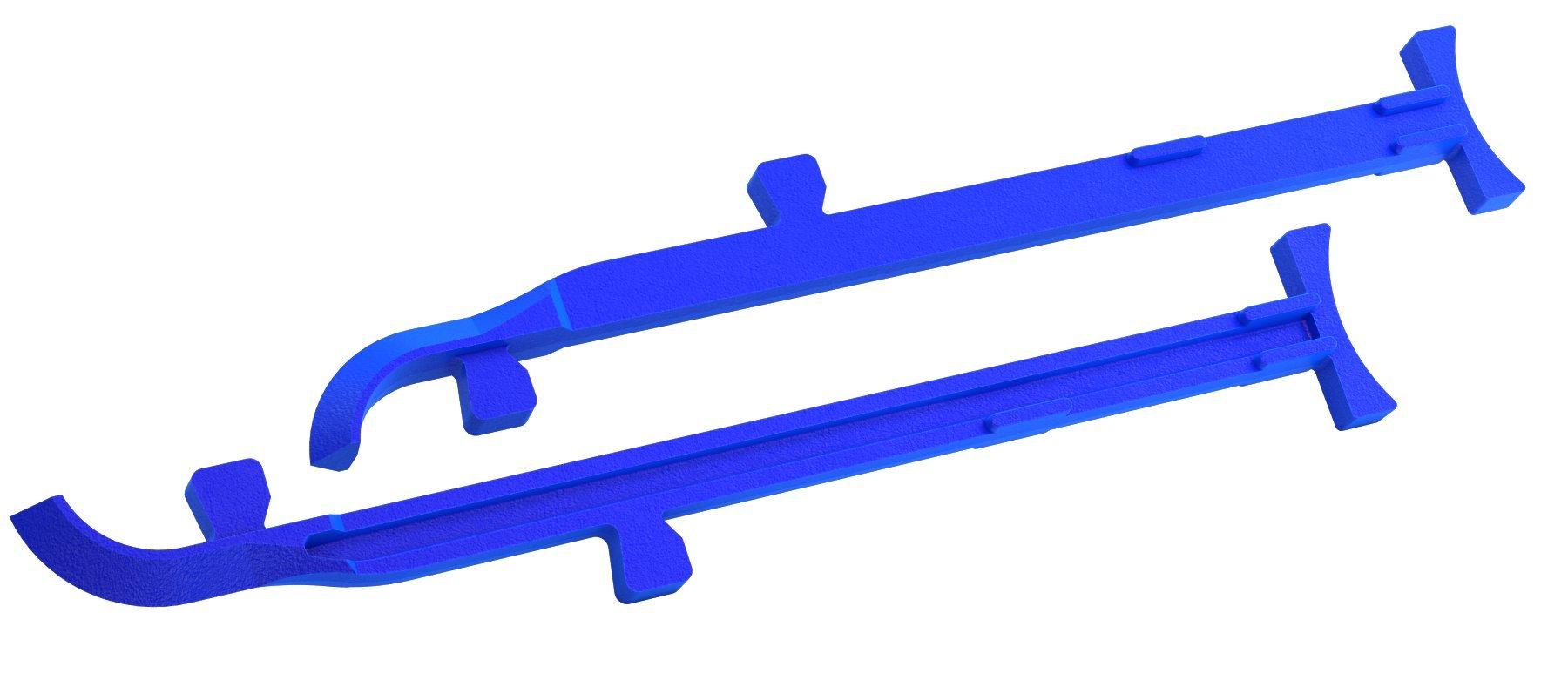 Bon 11-294 8-Inch to 12-Inch Cast Aluminum Line Stretchers, 1-Pair