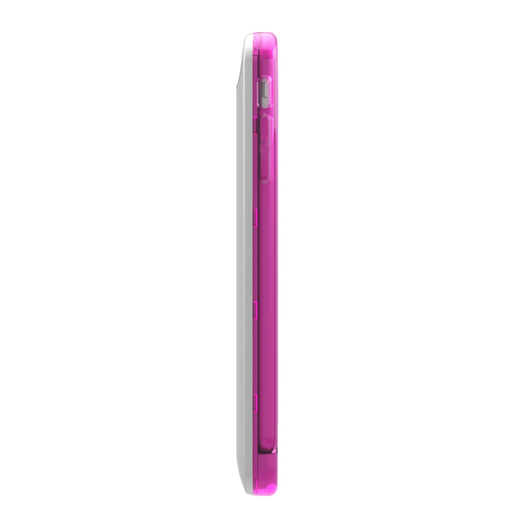 TAMO iPhone 6/6s Extended Battery Case, TAMO 2400 mAh dual-purposed Ultra-Slim Protective Extended Battery Case - Pink - Battery - Retail Packaging - Pink by TAMO (Image #3)