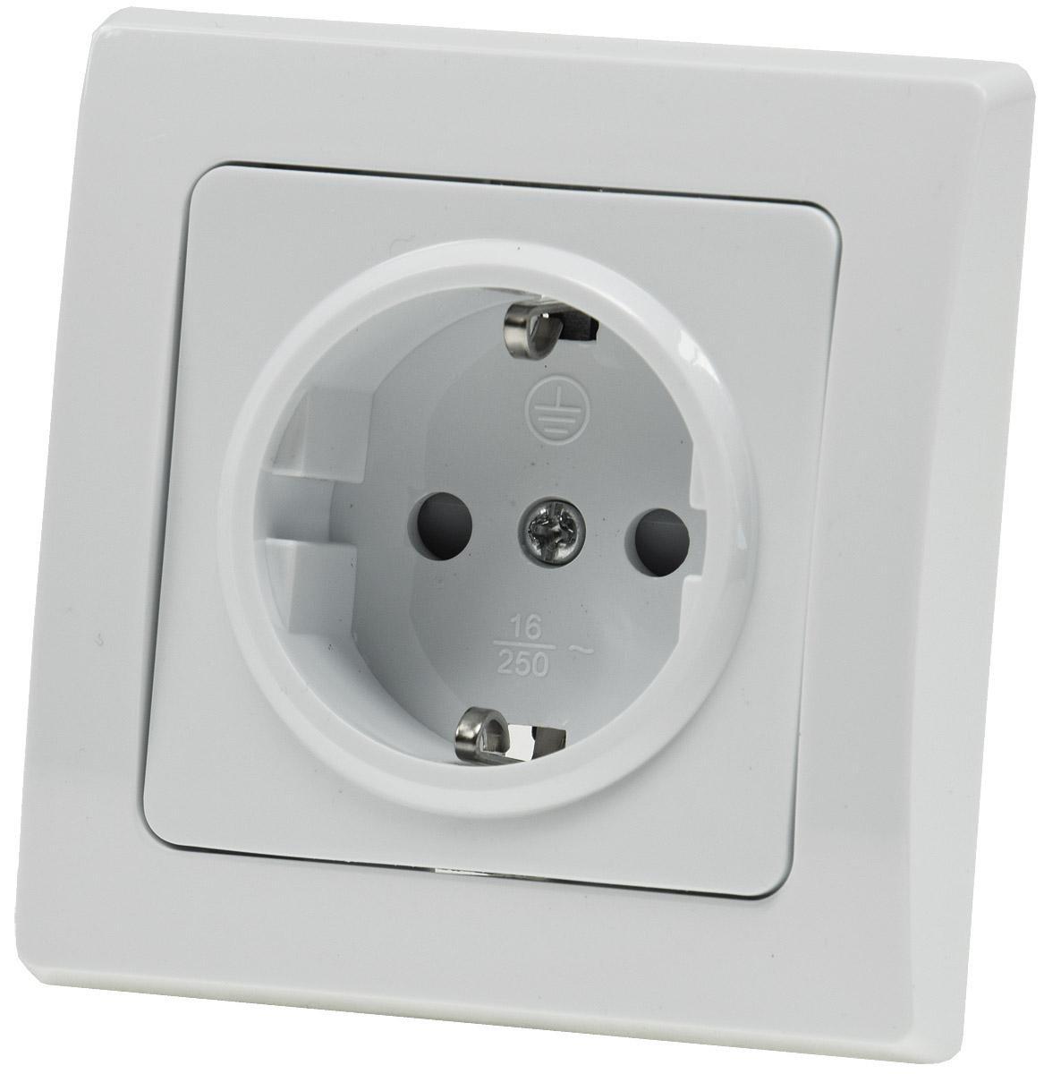 Nett Draht Lichtschalter Und Steckdose Zusammen Ideen - Elektrische ...