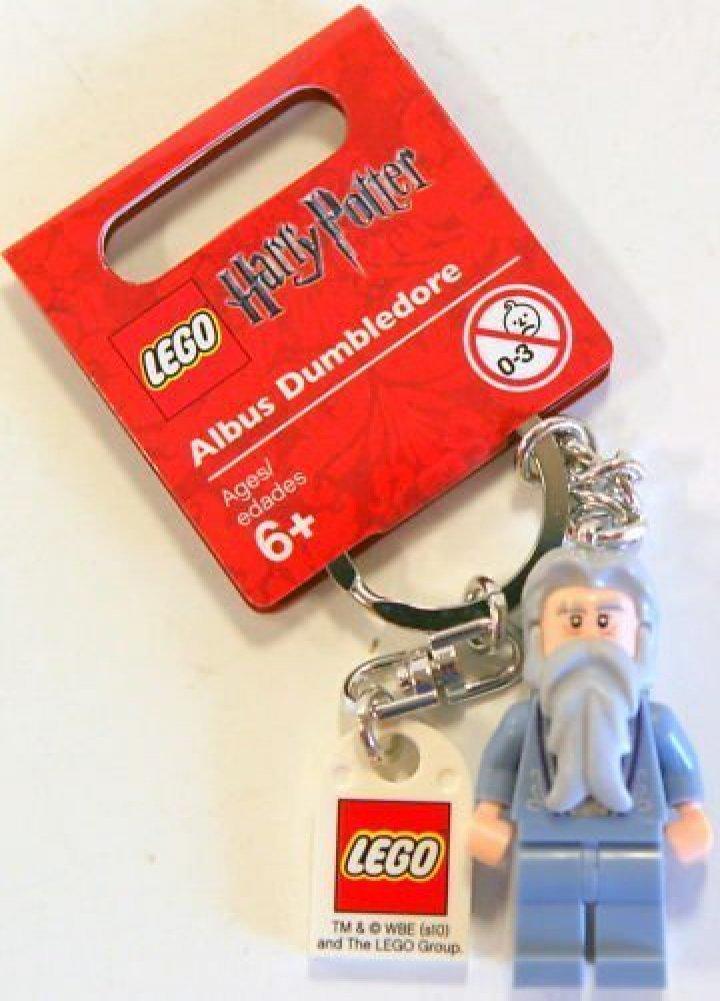LEGO Harry Potter Albus Dumbledore - Llavero: Amazon.es ...