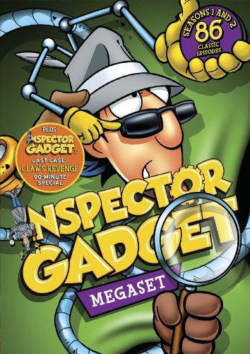 - Inspector Gadget Megaset