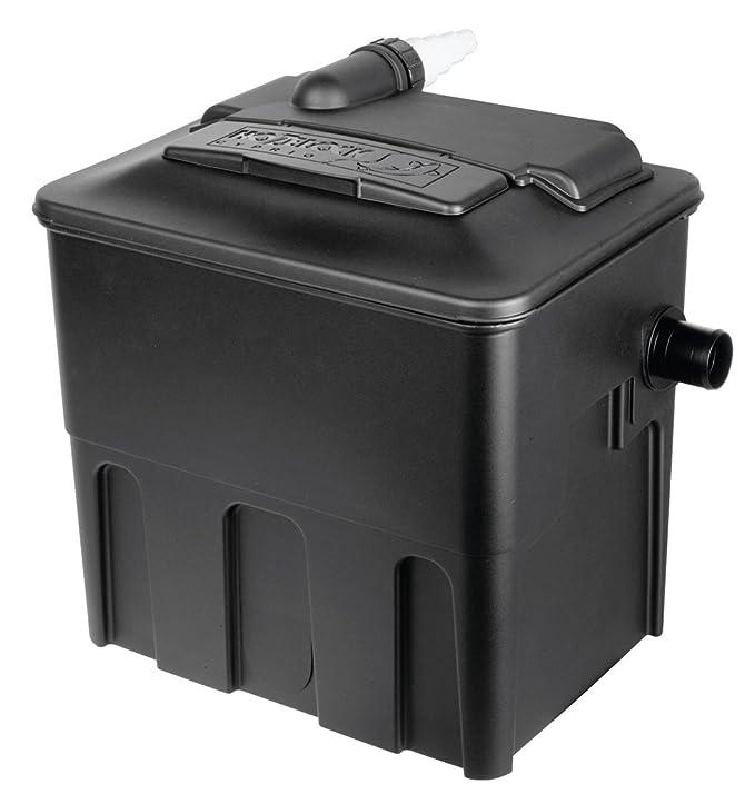 6 opinioni per Hozelock Ltd Ecocel 3921- Filtro Per Laghetto, Capacità: 5000 L