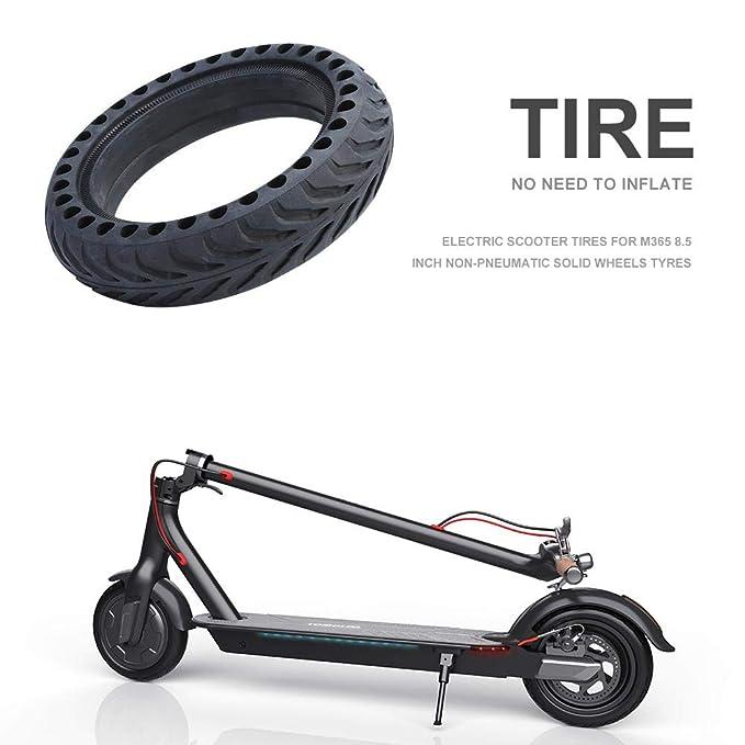Amazon.com: Neumático eléctrico para scooter M365 8.5 ...
