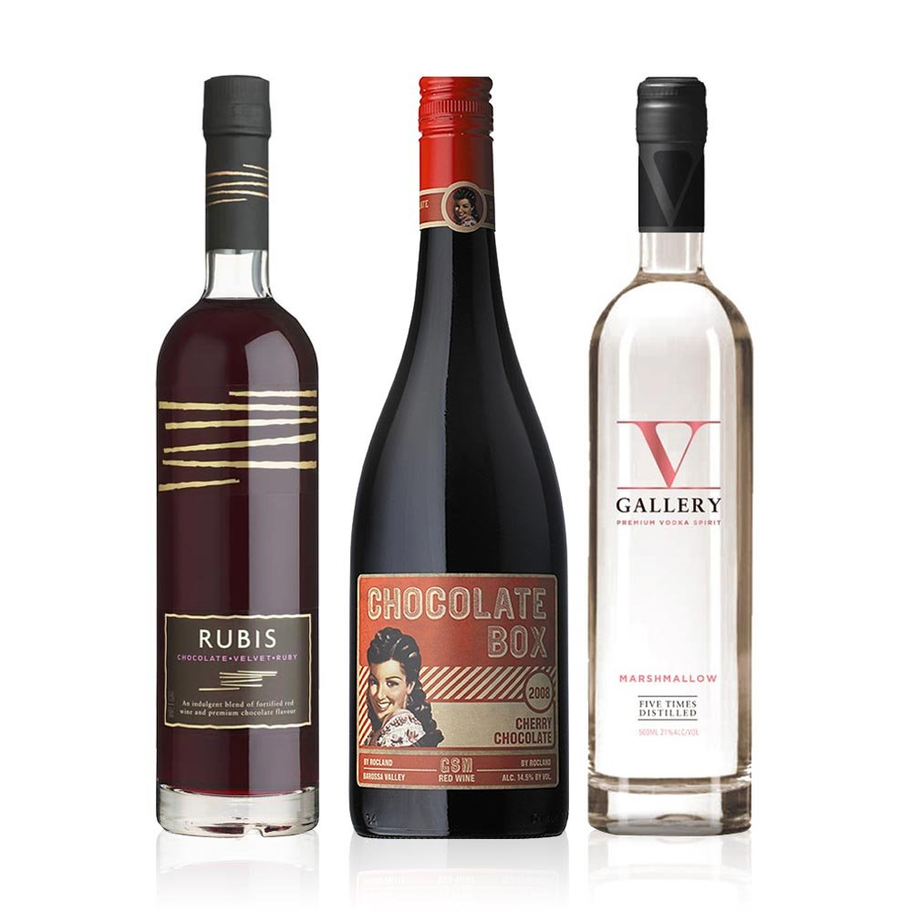 ALL THE SINGLE LADIES: Rubis Chocolate Wine 50cl 15% ABV, V ...
