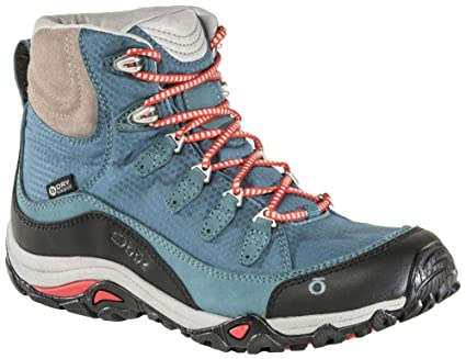 a62e797ca Amazon.com  Oboz Juniper Mid B-Dry Hiking Shoe - Women s  Sports ...
