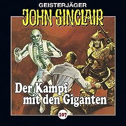 Der Kampf mit den Giganten (John Sinclair 107)